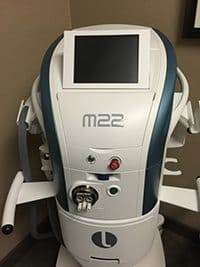 Lumenis M22 IPL Machine