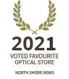 2021 Reader's Choice Award