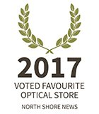 Lynn Valley Optometry: 2017 favourite optical store finalist
