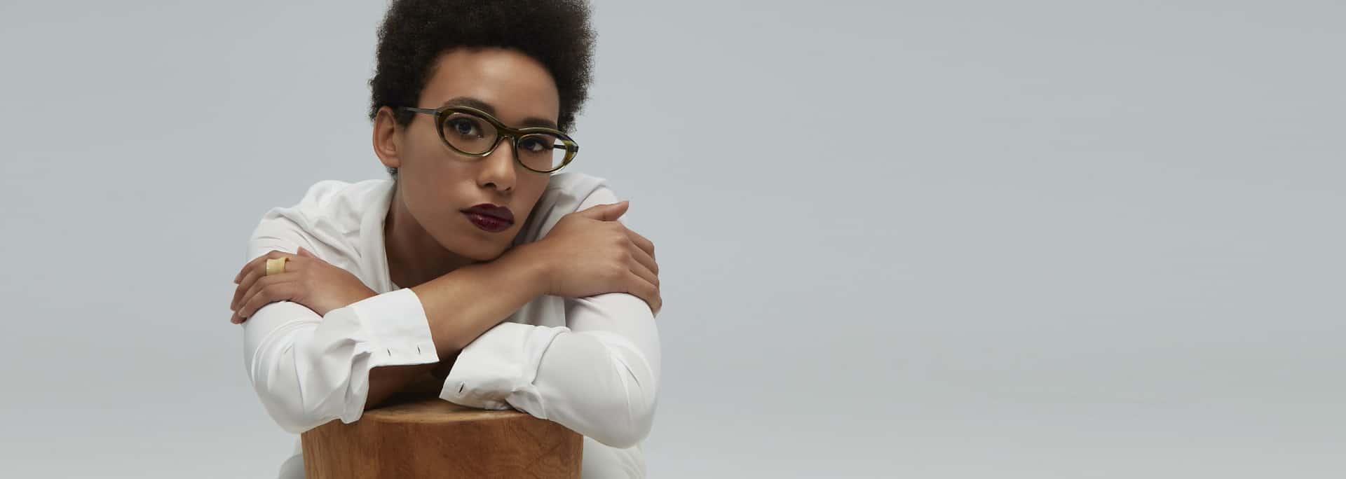 Lynn Valley Optometry carries famous eyeglass brands.