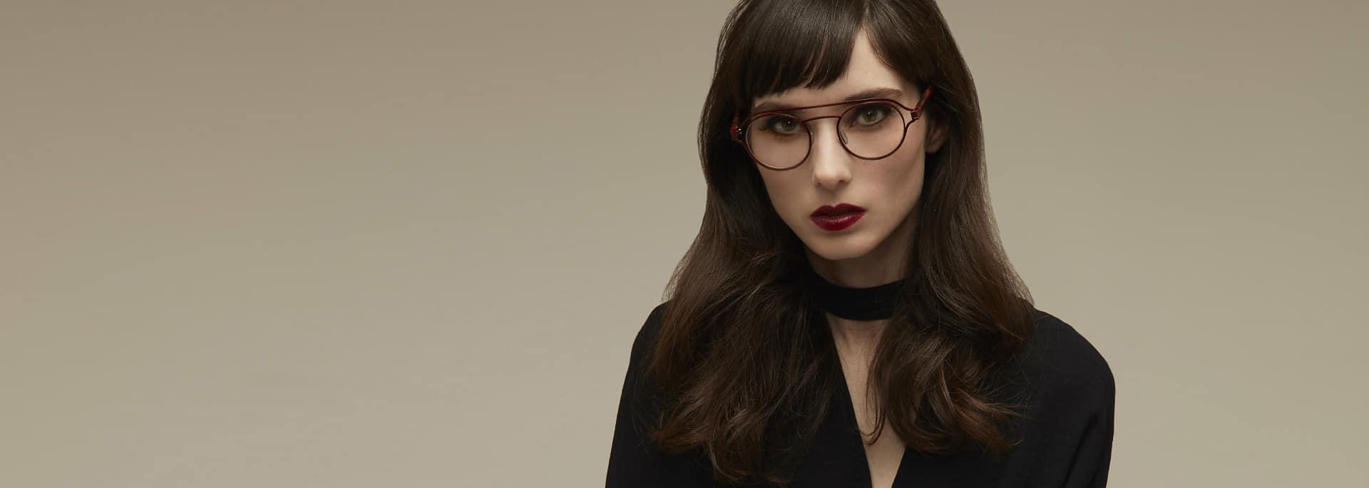 Lynn Valley Optometry sells Eyeglass Frames