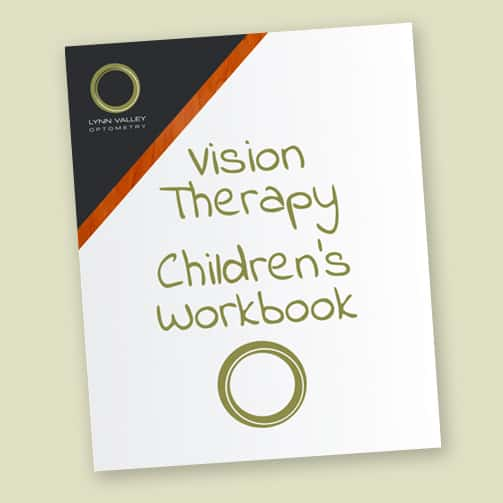 Lynn Valley Optometry offers children vision therapy.