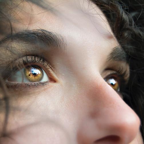 Thorough dry eye examination