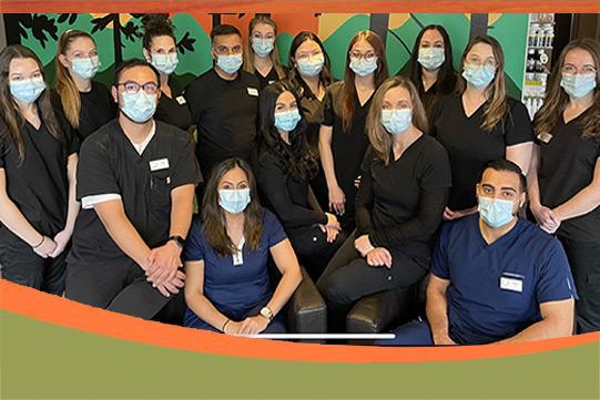Lynn Valley Optometry staff