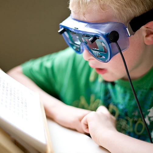 Lynn Valley Optometry offer free vision therapy consultation.